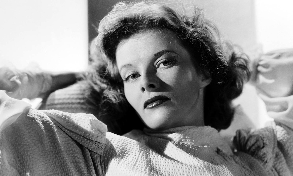 ICON: KATHARINE HEPBURN Click here to find out why Donna Loveday chose Katharine Hepburn as her icon.