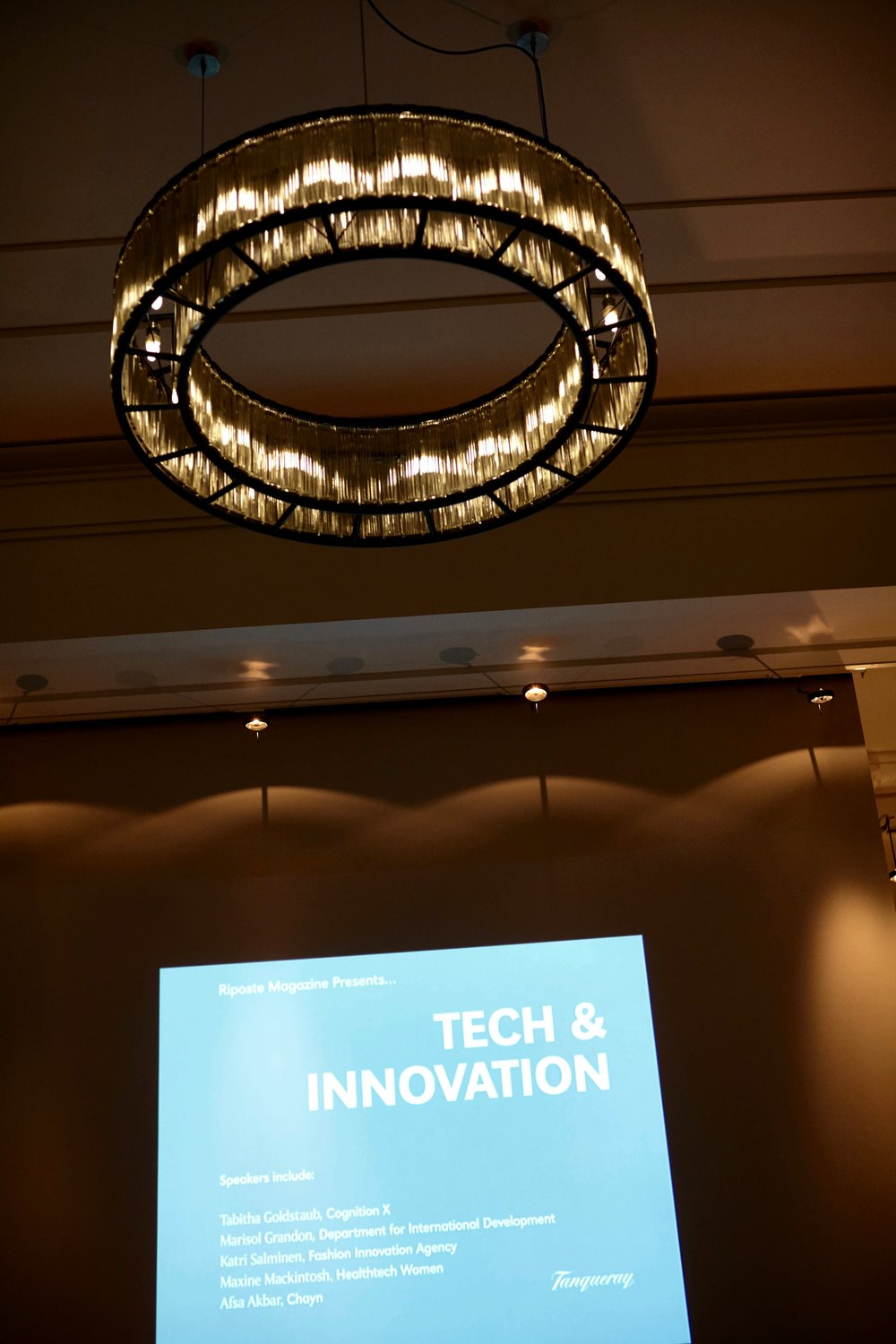 EVENTS: RIPOSTE PRESENTS... TECH & INNOVATION Last night we hosted our October edition of Riposte Presents, click through for a write up of what went down. Read More >