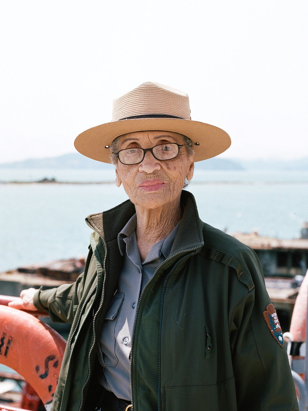 MEETINGS: BETTY REID SOSKIN   At 95, Betty is the oldest park ranger in America. Through her work she tells her own personal story which reflects the wider social issues of America through the years she has lived.  Click through to find out more.