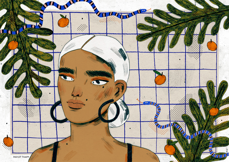 MEETINGS: MANJIT THAPP We speak to the super talented illustrator Manjit Thapp, about her creative process, the lack of diversity in the media and what she's doing about it. Read more>