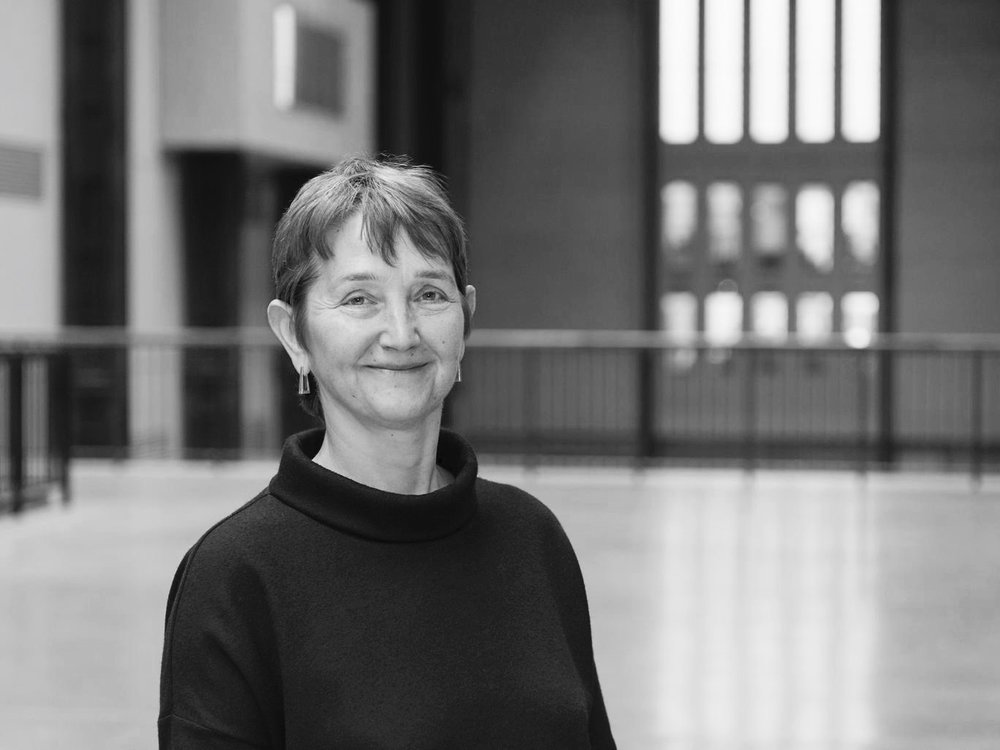 Tate Modern's director, Frances Morris