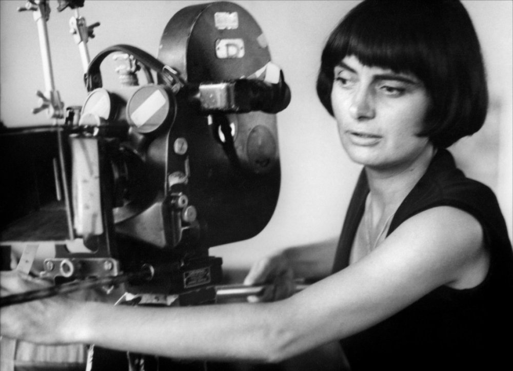 ICON: AGNÈS VARDA   Journalist Megan Carnegie shares her icon Agnès Varda, a film director who's work was central to the French New Wave film movement in the 1950s.  Read more >