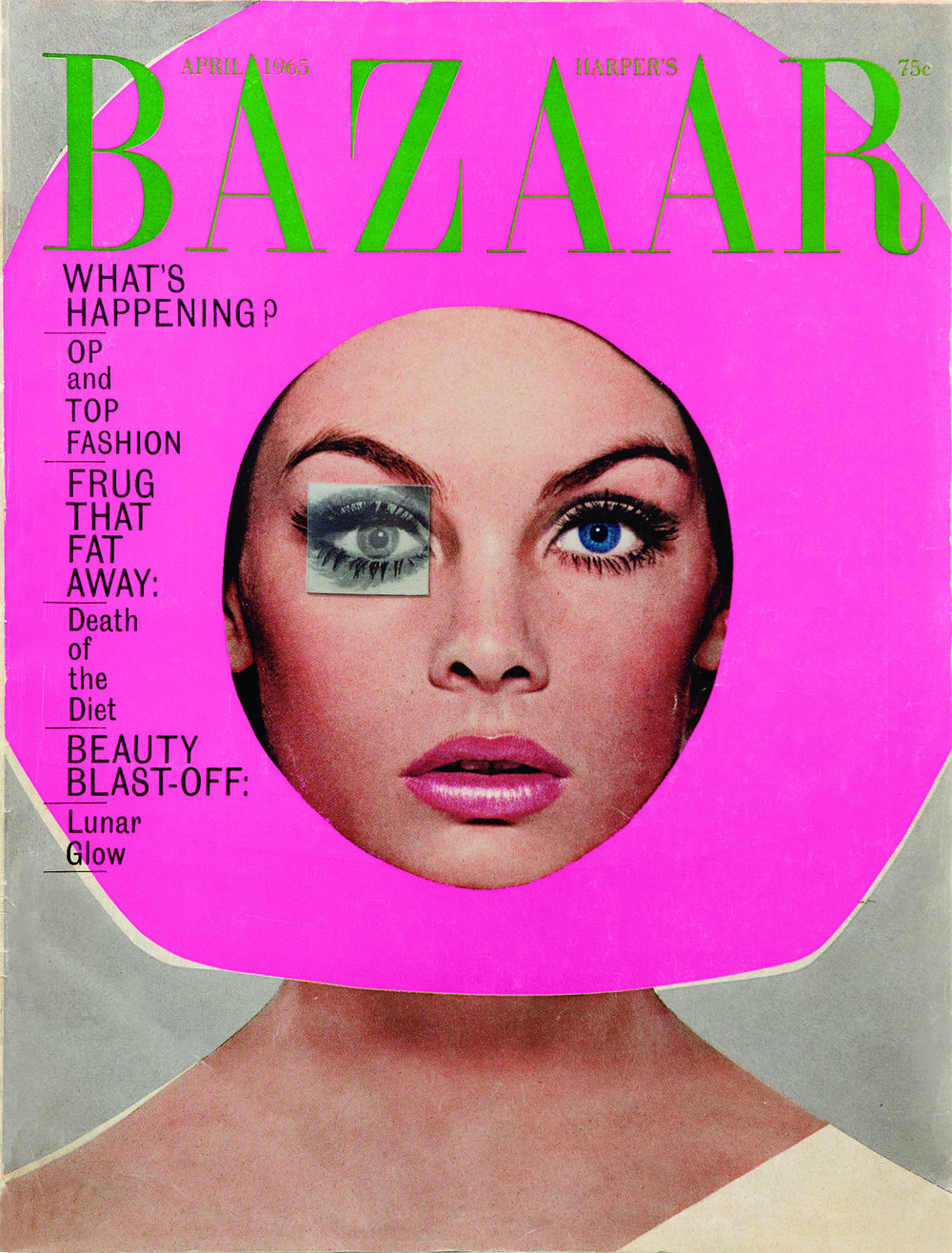 Bea Feitler art direction for Harper's Bazaar