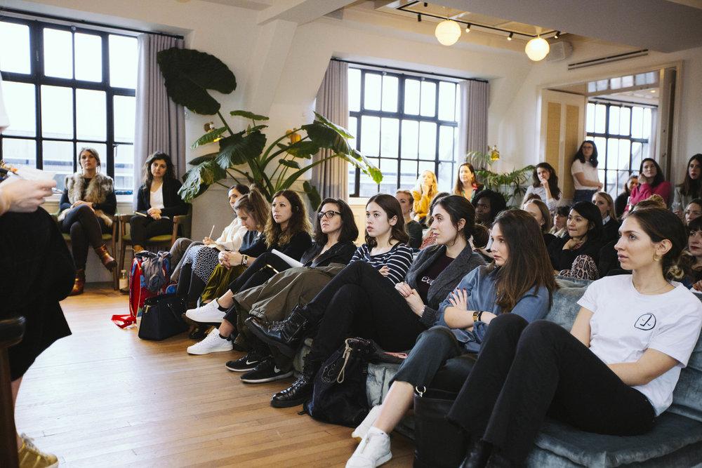 FEMpowerment II audience.Photography by Luke Fullalove