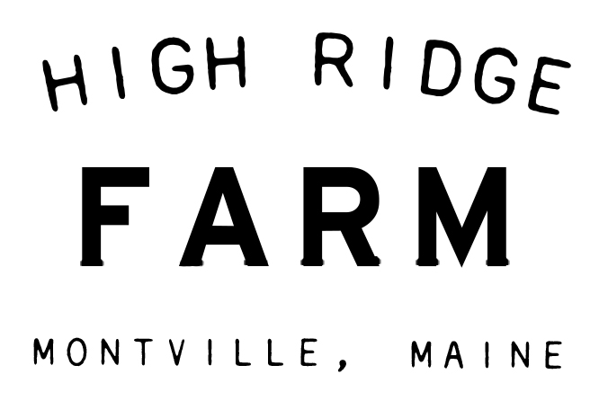 High Ridge Farm