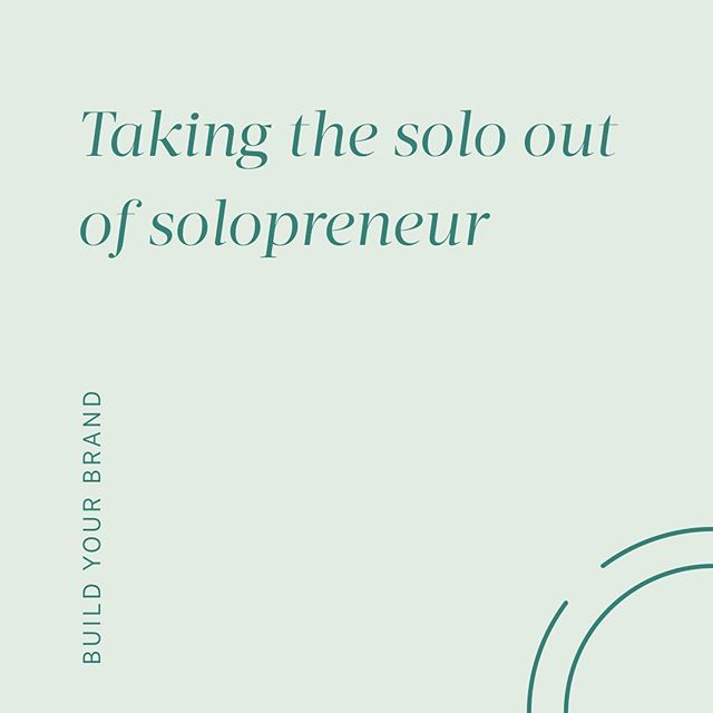 Here is the truth: running your own company can get a bit lonely. Nobody tells you that when you sign up, but it is true. As much as I love being able to call all the shots, I also need to hang out and collaborate with other people 👋🏻 • I've found a number of ways to do that over the past few years as a solopreneur: • Coffee dates, simple but effective • Small meetups with fellow designers @femkesvs and @fernandetfirmin to talk shop, as well as attending @thegatherists more recently • Organising and attending CreativeMornings @amsterdam_cm (there are 180+ chapters around the world, so there might be one close to you!) • Working in (and co-owning) a shared studio space - @studiowz80 • Collaborating on client projects with @design.studio.nu, @aline.bouma, @maeandmany and many others • Taking courses both personally and professionally • These strategies all work to take the solo out of solopreneurship. • ☞ You can read more about it on the blog: www.naomidenbesten.nl/solopreneur • Tell me, how do you take the solo out of solopreneurship?Do you have any tips or tricks to share?