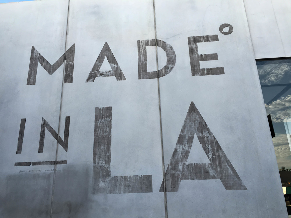 9. Made in LA Wall Cisco Home, 8025 Melrose Avenue, Los Angeles