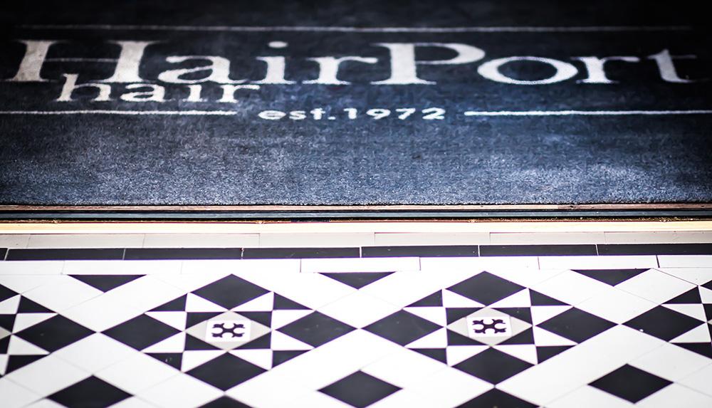 Tiles and mat