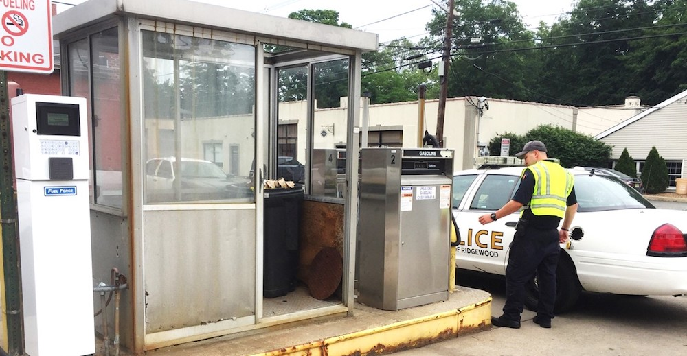 Police Department fleet fuel management