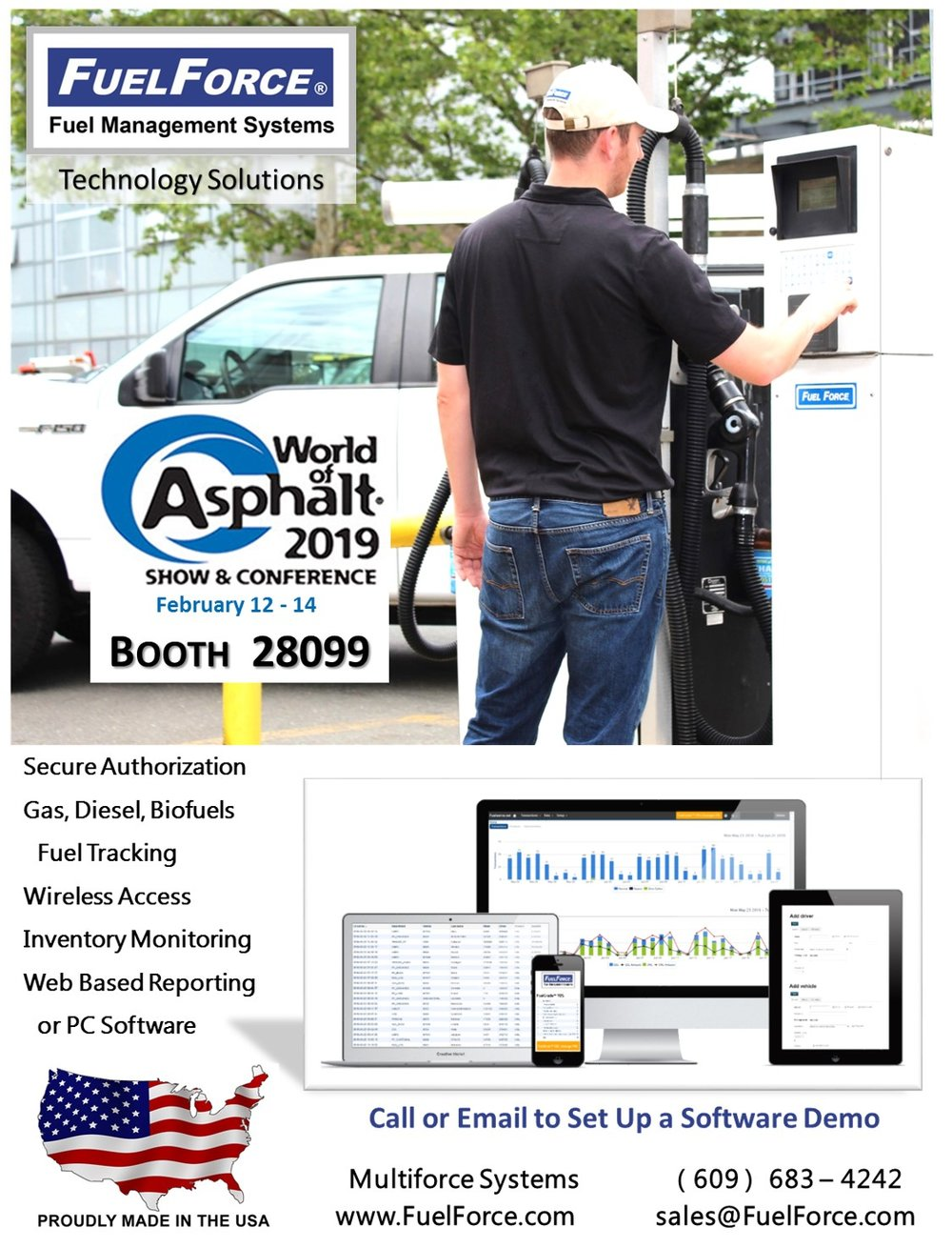 World of Asphalt - FuelForce Fuel Management Technology - Feb 12 2019.jpg