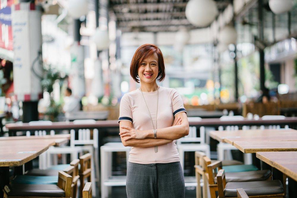 Elena Chow, Partner