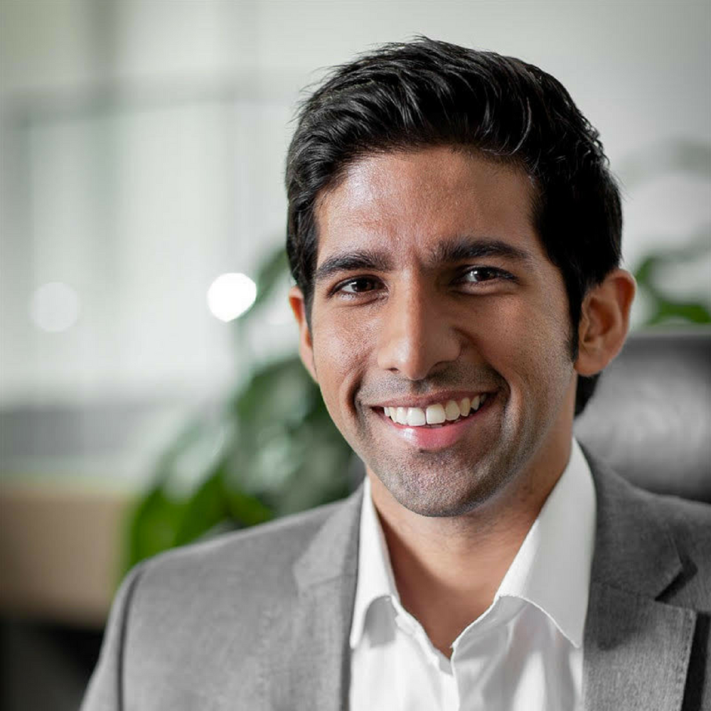 Navin Amarasuriya, Executive Director of RISIS