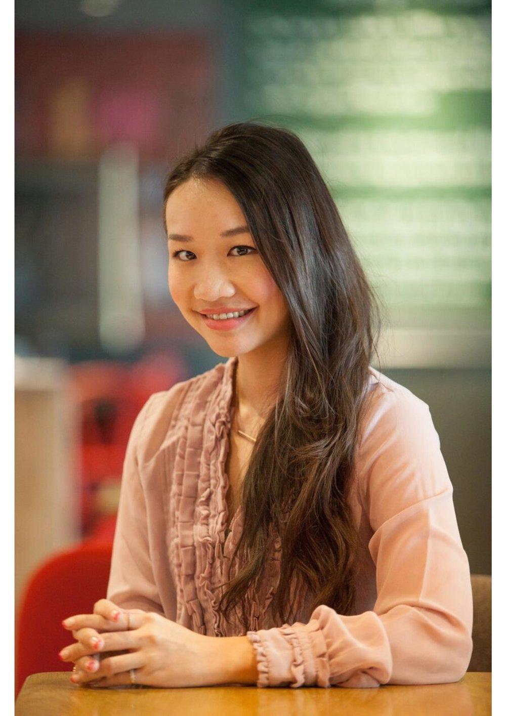 Dr. Susan P.Chen, Go-Jek's Head of OD & Transformation