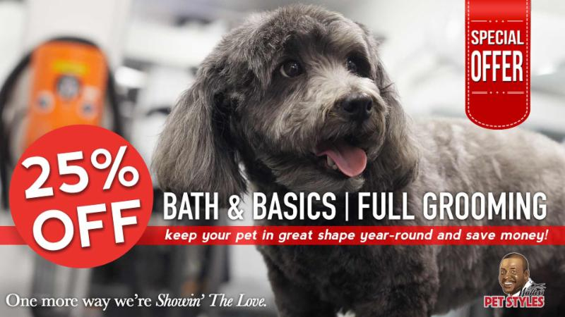 Wellness & Maintenance Plan - Simply the best deal ever! Enjoy 25% OFF twelve months of grooming.Save hundreds of dollars per year! Many benefits![Visit Here to Save]