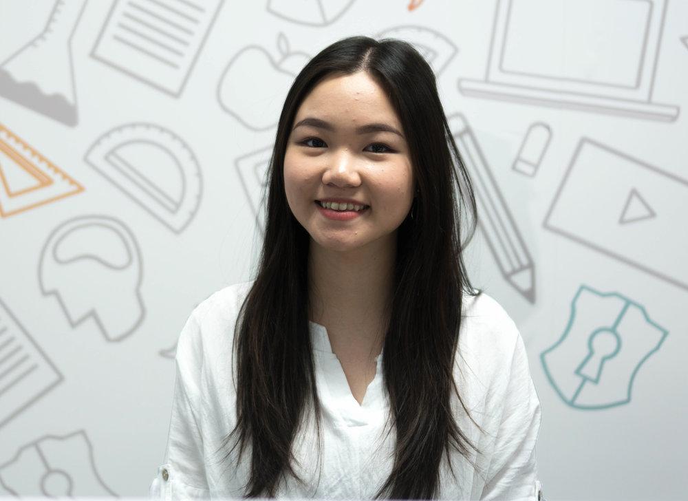 Michelle Chen - 导师:数学(初级/2U)
