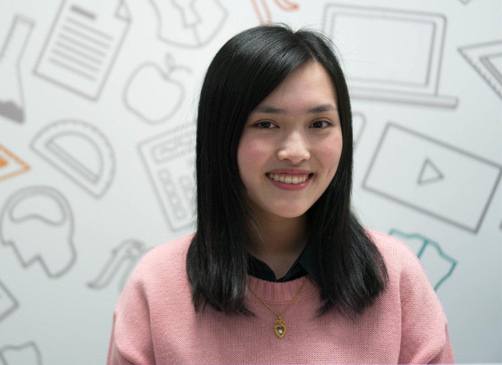 Mei Qi He - 学生支持和管理