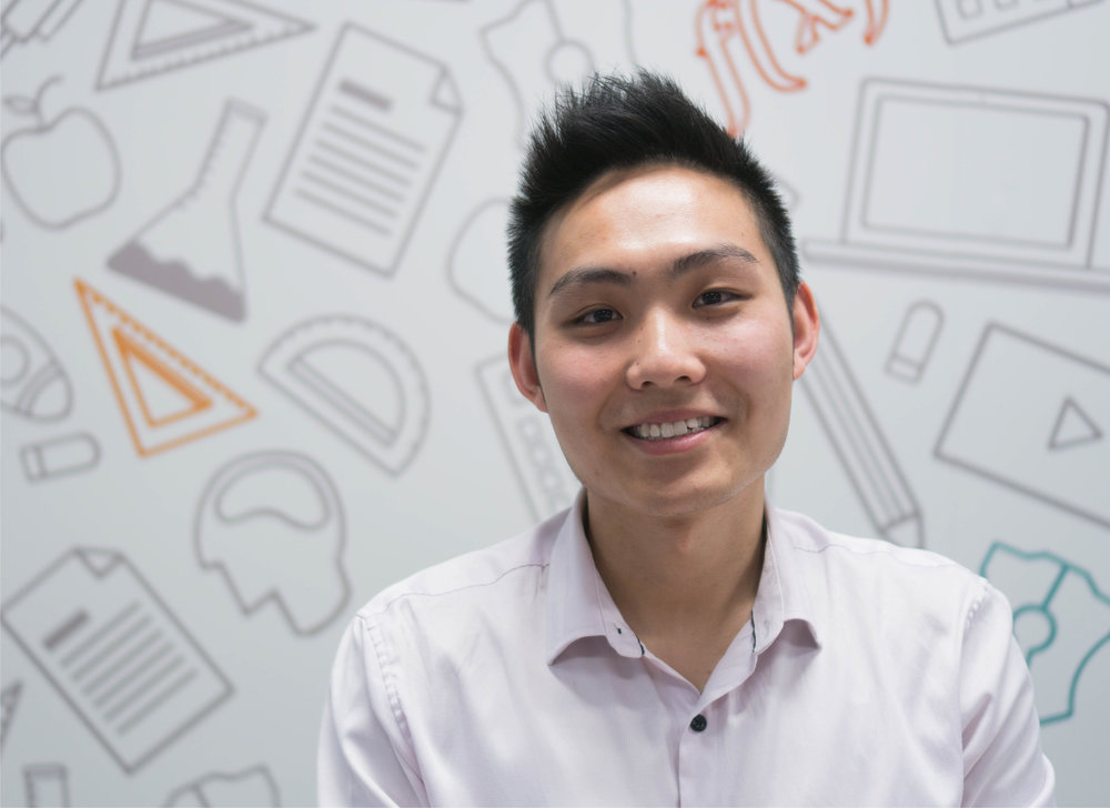 Arthur Huang - 导师:数学(2U/3U /4U)和化学