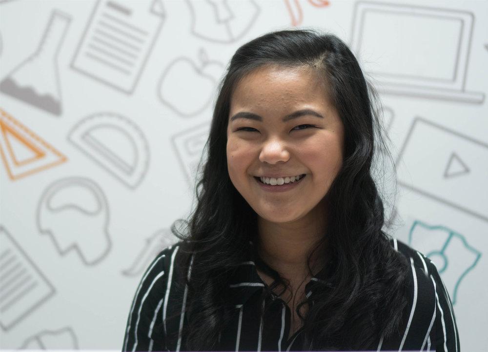 Christina Zhang - Creative and social media