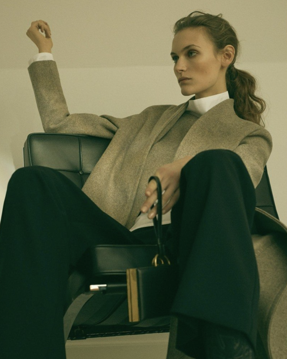 Fonnesbech $$$ Eco-friendly luxurious clothes for the modern business woman.