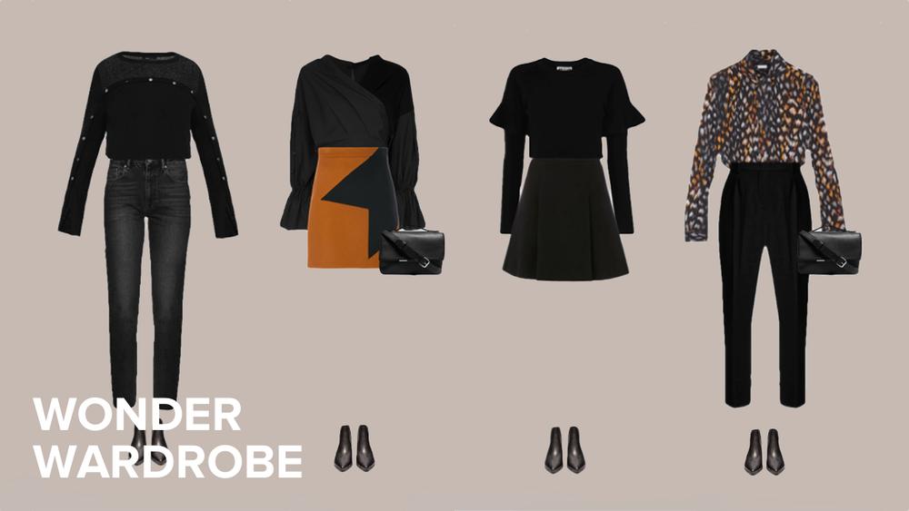bbac6be2ca6 Maximize Your Wardrobe s Potential. — Wonder Wardrobe