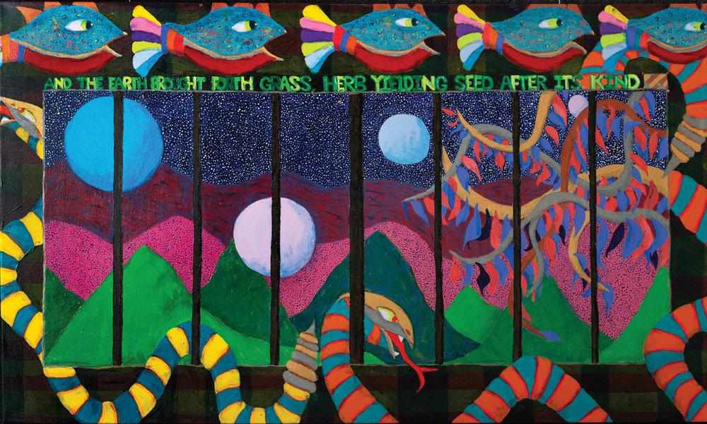 Window into Genesis