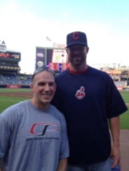 Eric Cressey of Cressey Sports Performance has trained athletes from all 30 Major League organizations, including Indians ace Corey Kluber.