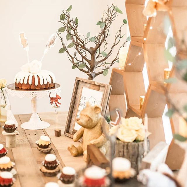 Our WINNIE IN THE WOODS baby shower package is MAGICAL! Stun the mama to be when she walks into her sweet shower. Check out everything included in this rental package at www.showersbyally.com . . . . . #showersbyally#azbabyshower#babyshowerdecor#azbaby#baby#phx#scottsdale#gilbert#gogilbert#gilbertnow#gilbertsmallbusiness#phoenix#az#babyshowerinspo#thebump##babyshowersbyally#happyhosting#eastvalleymoms#parenting#kids#happymama#pregnant#azmom