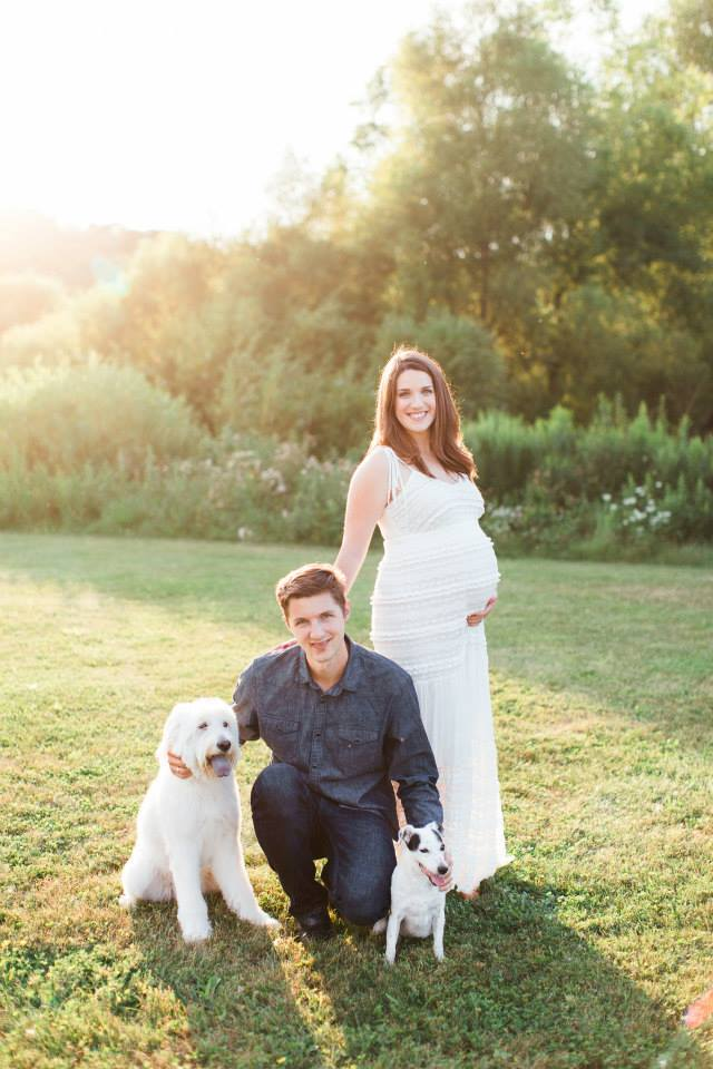 My family (not pictured: my daughter, Marielle, she was still cooking when this picture was taken). Photo Credit: Tifani Lyn Photography