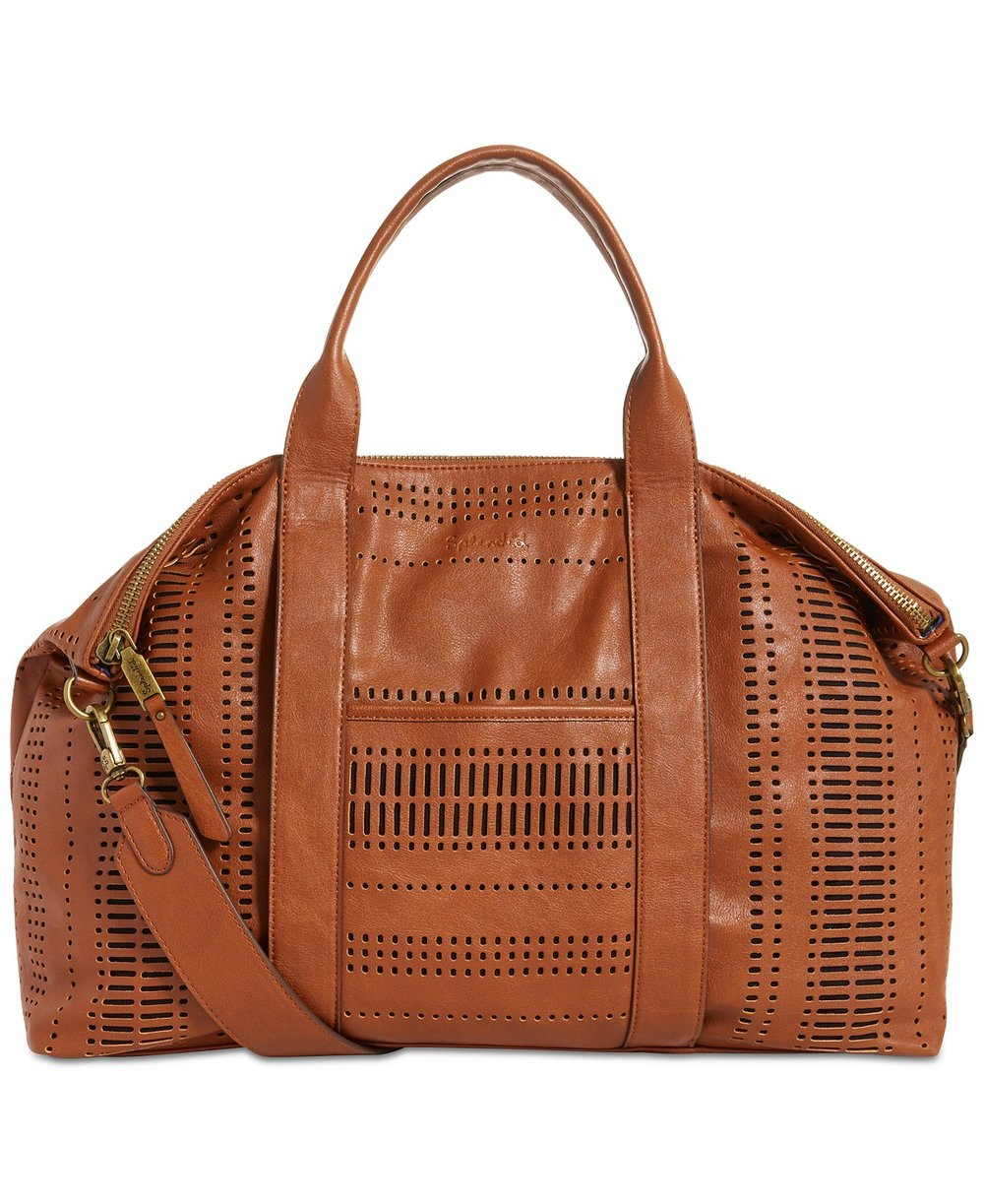Monterey Extra-Large Weekender - Ouf. I love this bag so much. Mom can stylishly pack for a weekend away with this spacious, faux-leather bag that accommodates a yoga mat, laptop, and other can't-live-without items. Price: Originally $148, now just $88.80