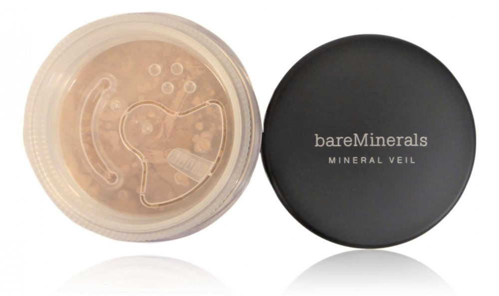 bareMinerals Mineral Veil - I've used this product on and off for the last 10 years, and it's not leaving the rotation anytime soon. I love bareMinerals for a variety of reasons, but this specific product minimizes lines, absorbs oil, and gives this amazing flawless finish that is so, so good. Plus it does a great job of setting my other makeup or minimizing overzealous blush application. Price: $23