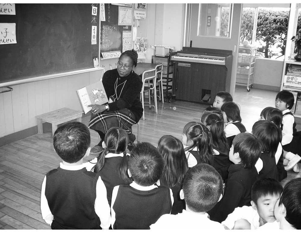 School visit in Japan on Fulbright Teacher Abroad program