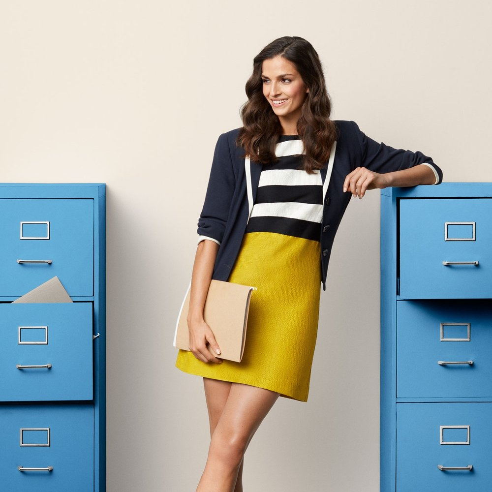 LANDQUART FASHION OUTLET BACK TO WORK CAMPAIGN Shot by Thomas Schenk