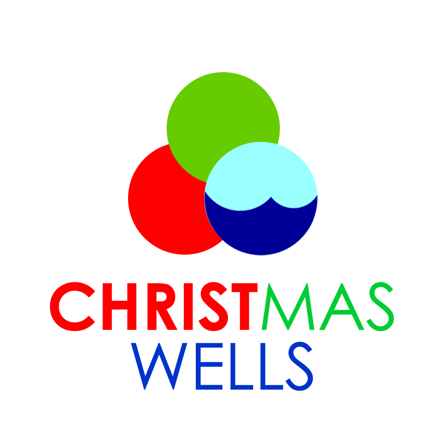 Download this  Christmas Wells logo  as a transparent 900 x 900 pixel .PNG file to your device (where possible, or call for help)!
