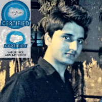 I am Salesforce Certified Platform Developer I,Certified developer and Salesforce certified Administrator . Most important thing which I like about Salesforce is giving back.I am an active and a consistent contributor to the Salesforce Community. I am a big fan of Answers Community where I have been answering for almost 2 years, My count is over 6900 answers now and I am inspired to never stop contributing. I also write blogs, mainly focused on Lightning.