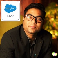 @ Salesforce  MVP | 5*Certified | Blogger | @ SFDC_UG_Noida  & @ SFDC4Students  Leader | Principal Consultant  @ dazeworks  | SFCommunity Profile - http://sforce.co/28TYblq