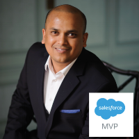 Salesforce MVP, Evangelist, Architect, 17x Salesforce Certificates