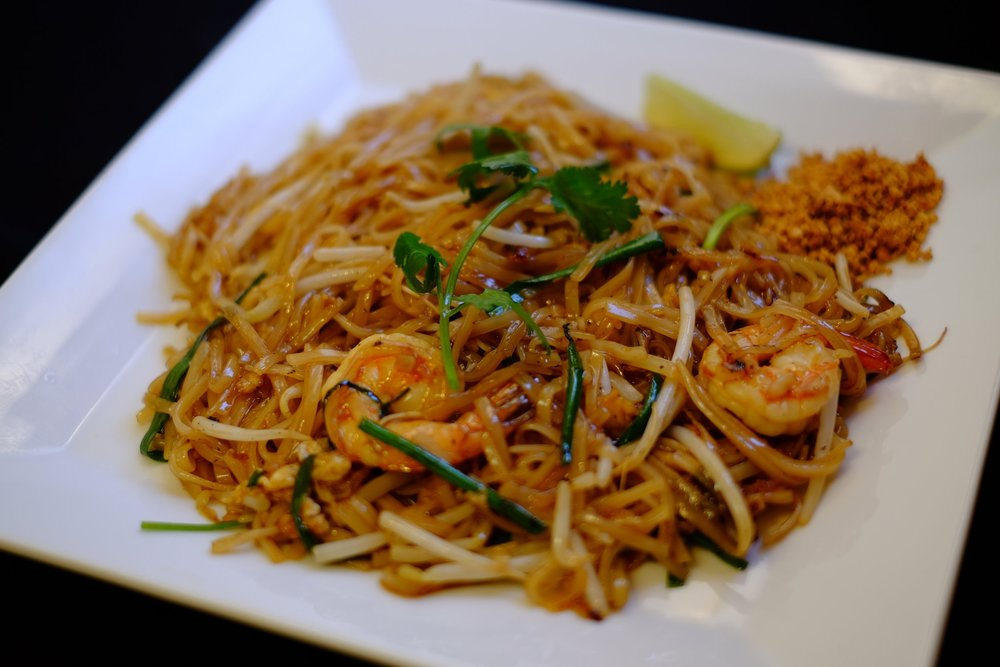 N002 Traditional Pad Thai