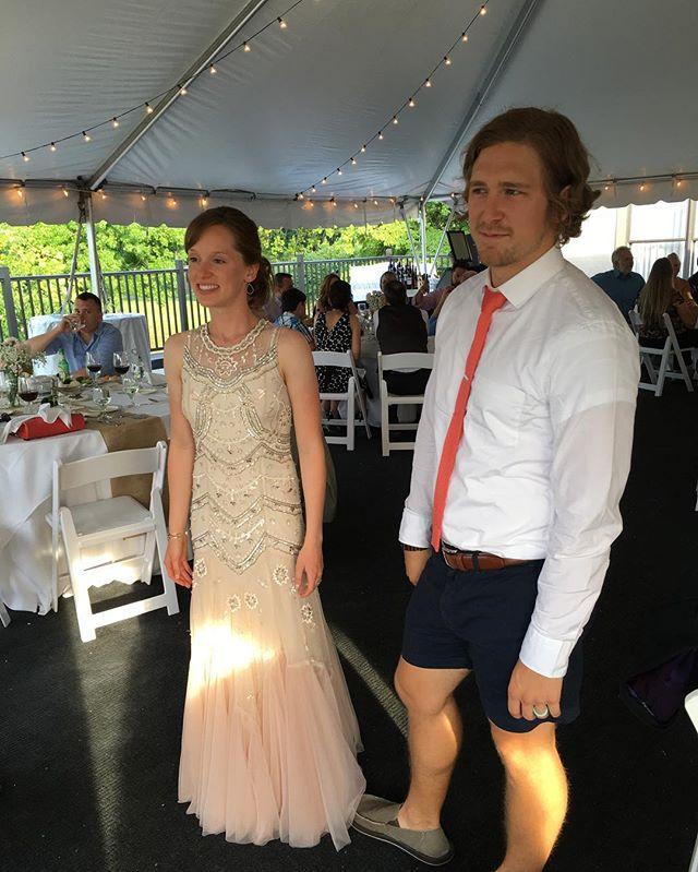 Mr. and Mrs. McKinney 💕