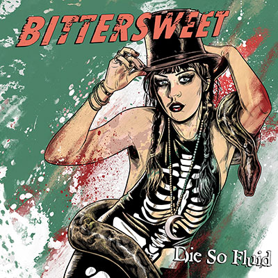 'Bittersweet' single is available 7 April 2017