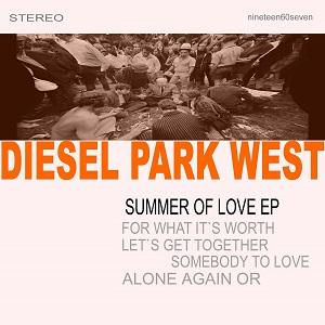 DIESEL PARK WEST -'SUMMER OF LOVE'