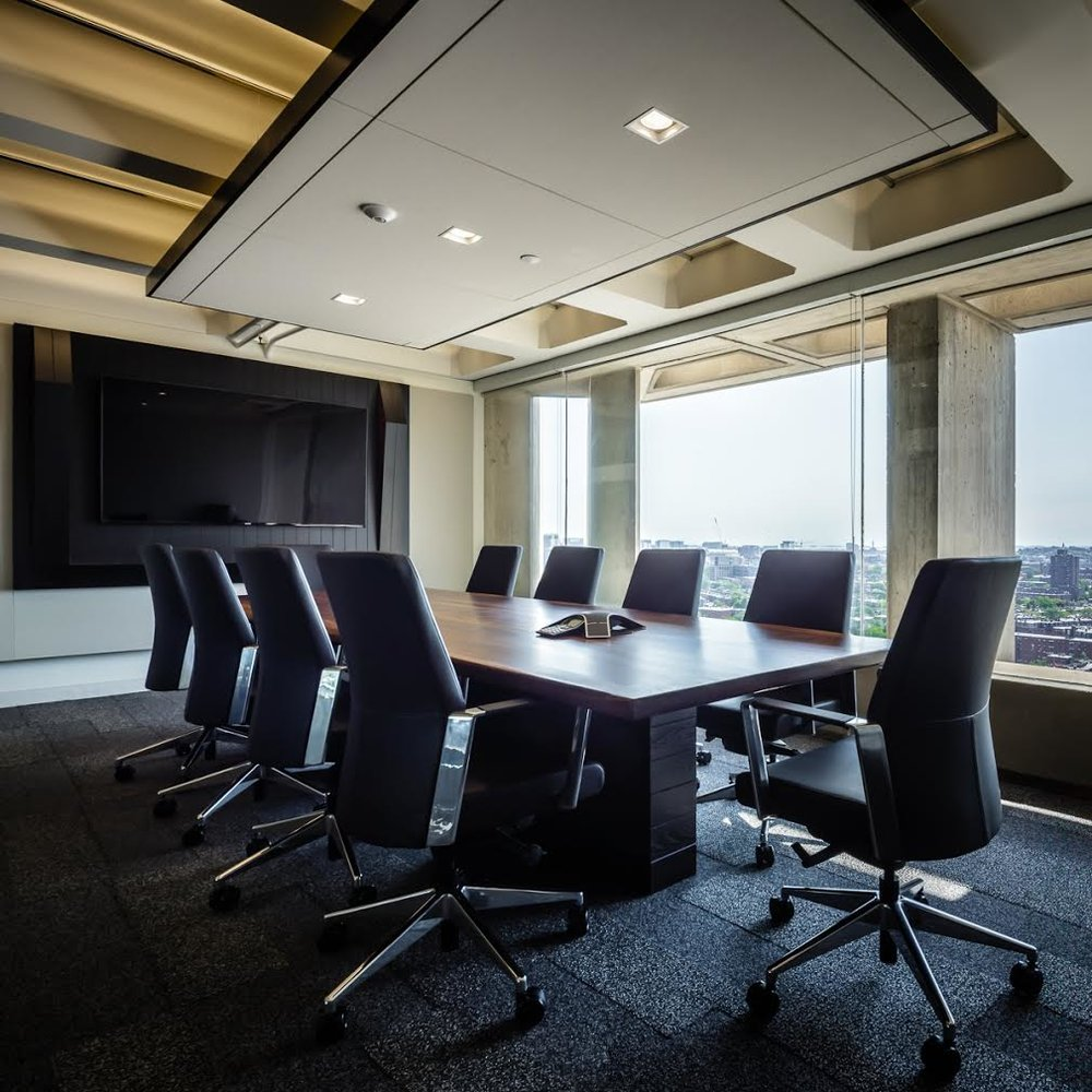 Boardroom & Meeting Rooms for Rent