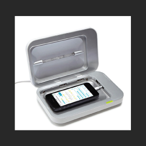 4. PhoneSoap Smartphone Sanitizer