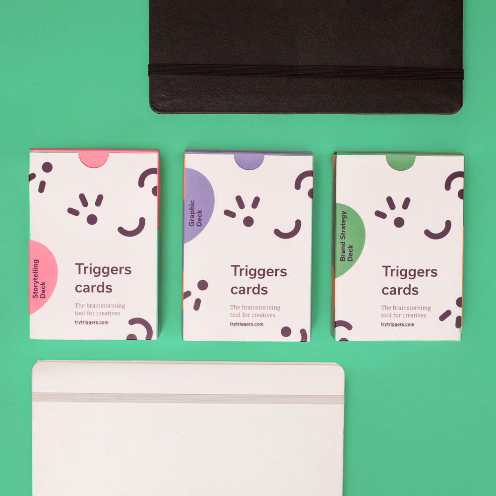The Branding Collection — Triggers Cards
