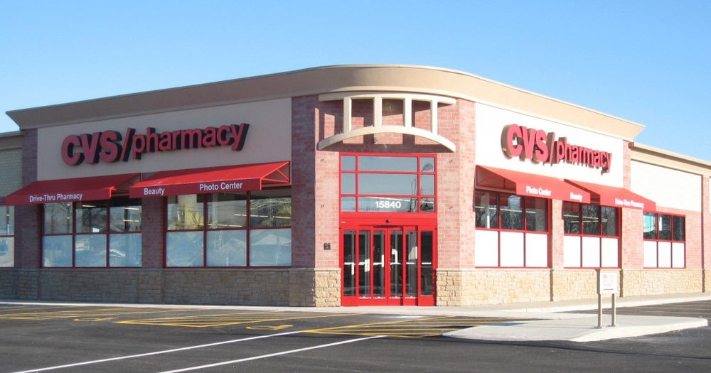 We've completed many retail fit outs throughout New Jersey for CVS Pharmacy®.