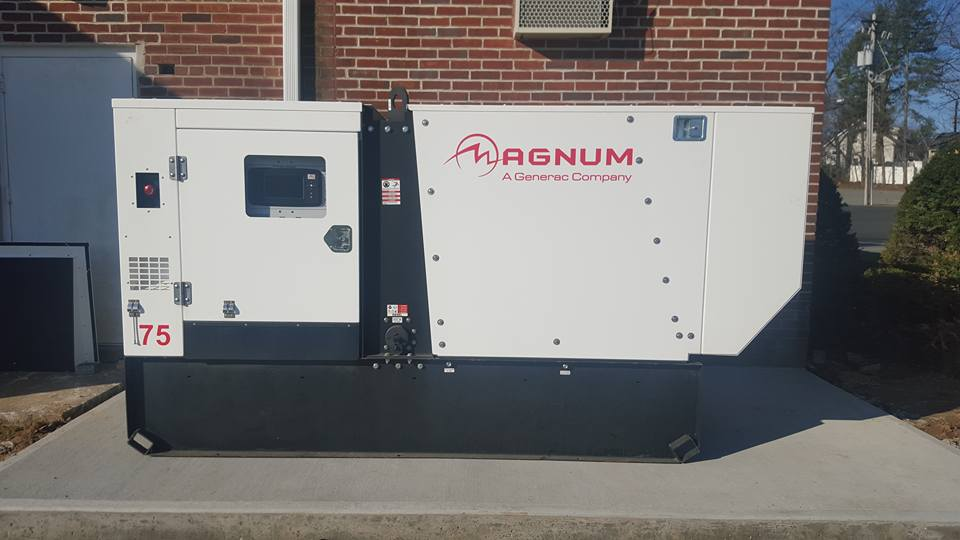 Commercial or Residential Standby Generators come with a quick turn around time.