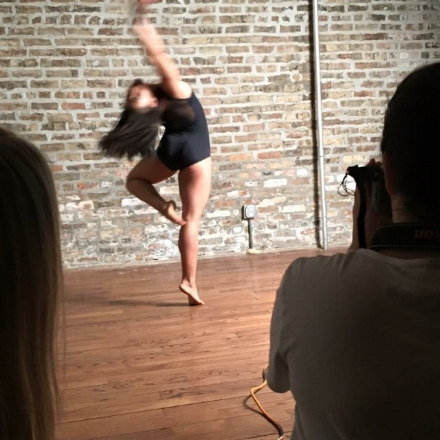 Integrity Dance Company Photoshoot with Chloe Hamilton.