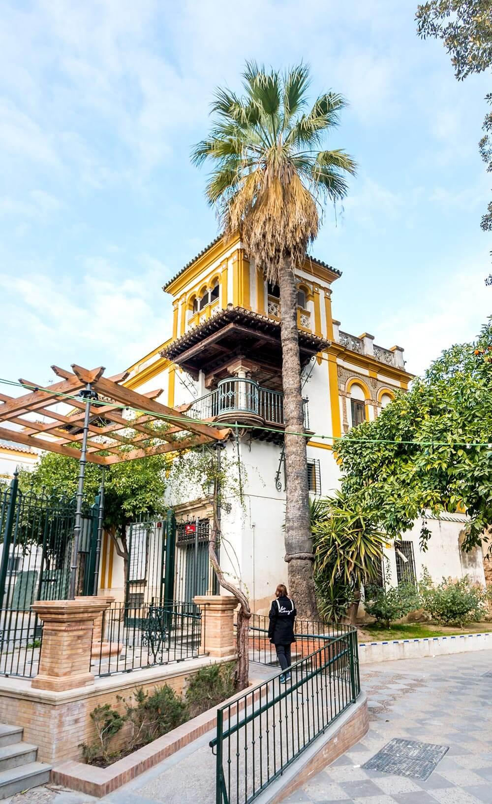 Balcone di Rosina