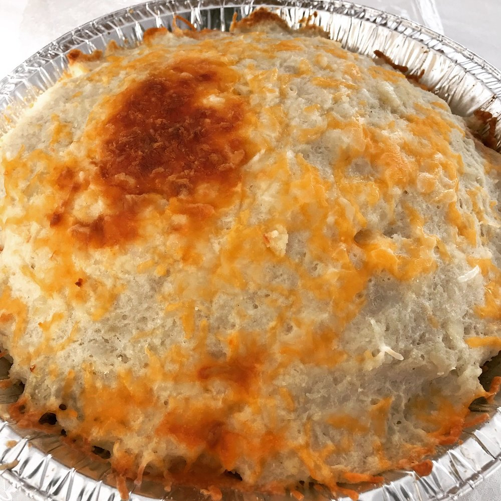 "SHEPARDS PIE 10"" PLATE"