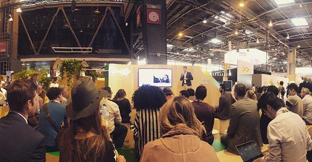 #vivatech2017 @numa_paris @google