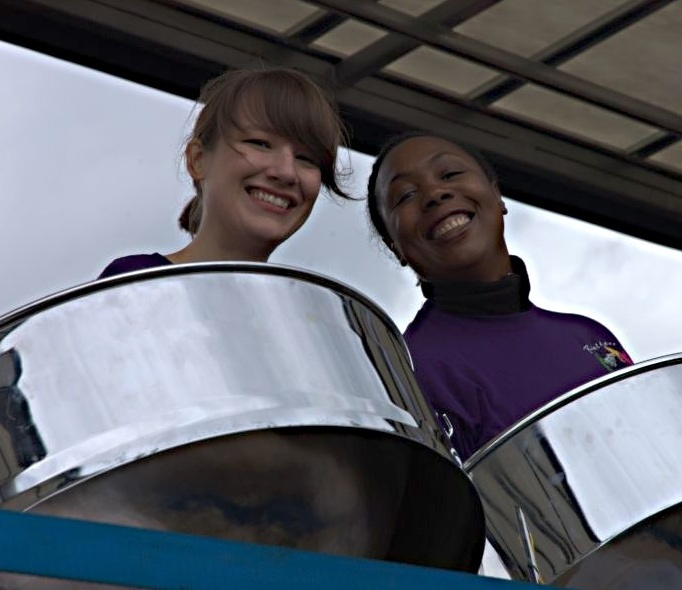 revellers steelband